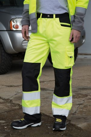 SAFETY CARGO HOUSUT   R327