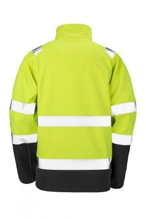 PAINETTAVA SAFETY SOFTSHELL TAKKI  R450