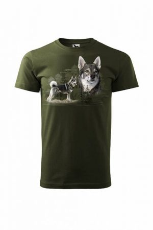 DC Jämthund T-shirt  016964