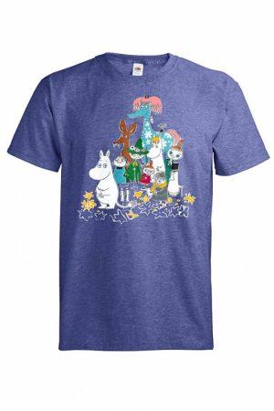 DC Muumit ja hevonen T-paita   014788