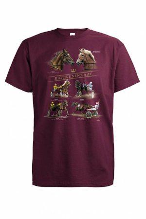 DC Ravikuninkaat T-paita   016578