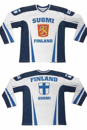 Finland Hockey Kids Shirt  027481
