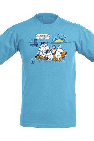 Muumit lautalla, OurSea Lasten T-paita 024785O