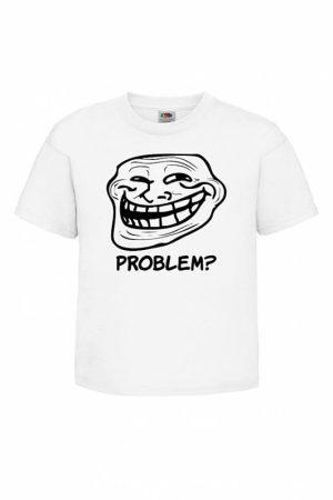 Trollface, Problem T-paita Lasten 024330 30