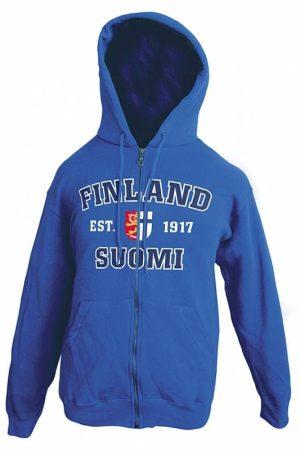 DC Finland - Suomi Hupparitakki   747433