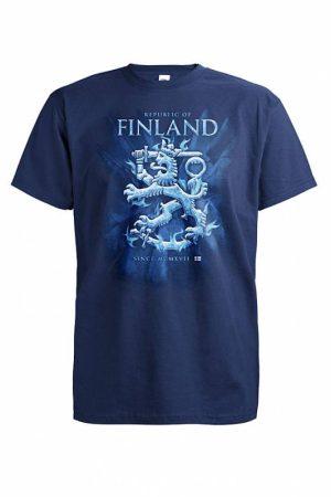 DC Suomi, Jäinen Leijona T-paita   017308