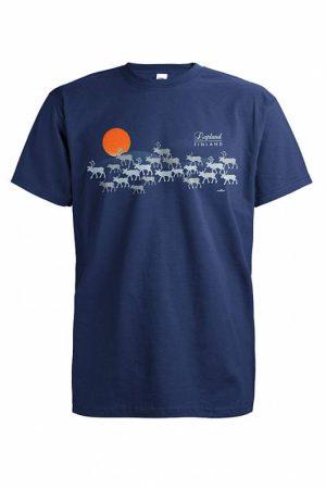 Hopeiset Porot T-paita       016410